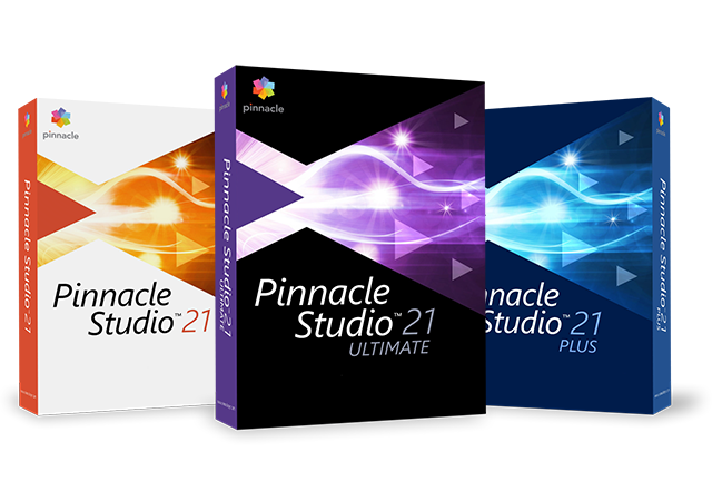 Pinnacle Studio: YouTube Video Editor